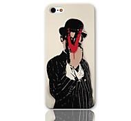 Modello Victory Hard Case con 3 Paia protezioni per iPhone 5/5S