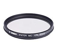 DEBO CPL Filtro para Câmera (52mm)