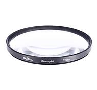 GREEN.L Primer plano 4 Gigit alta definición de filtro (72 mm)