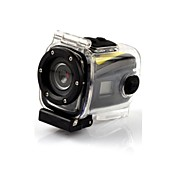G328 Mini Waterproof HD 720P 5.0 MP CMOS Esporte LCD Mergulho DVR Camcorder Camera
