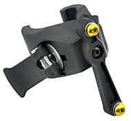 FJQXZ Plastic Black Cycling Quick Release Water Bottle Cage Clip