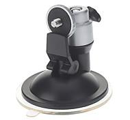 Universale fotocamera Sucker (nero + argento)