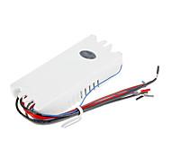 3 Circuitos de Controle Duplo Seção remoto Switch (filamento da lâmpada 750W, 300W Lâmpada de poupança de energia)