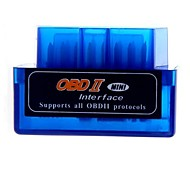 Mini V1.5 ELM327 OBD2 Bluetooth Interface Auto Car Scanner Diagnostic Tool For Android