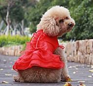 Pet Duo, чем кружево свадебное платье для Собаки (разных цветов, размеров)