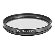 CPL filter voor camera (52mm)
