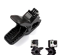 G-256 Fast Release Plate Clamp Flexible Mount W/Flat Buckle for GoPro Hero 3+ / 3 / 2