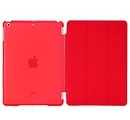 Le Silicone Case Holster protection dormance coloré pour iPad Air (couleurs assorties)