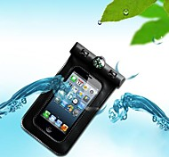 Candy Color Waterproof Underwater Pouch with Armband and Compass(Random Color) for Samsung S3 I9300(Assorted Color)