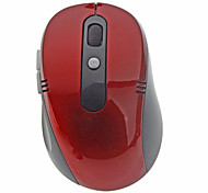 USB Wireless 2.4G Optical Mouse (Assorted Colors)