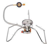Outdoor Camping Portable Stove With Electronic Lighter