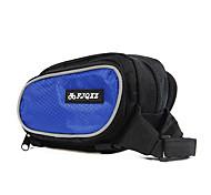 FJQXZ Newstyle 420D Waterproof Blue Cycling Whales Bag