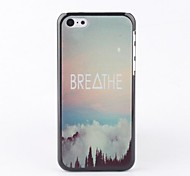Breathe Back Case for iPhone 5C