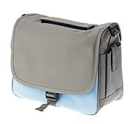 B888-BL One-Sholder Bolsa para Câmera / Filmadora (azul + Gray)