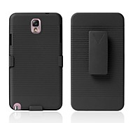 2 in 1 Grind  Arenaceous Cases with Stand for Samsung Galaxy Note 2/ N7100(Assorted Colors)