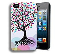 Elonbo J2G The Giving Tree Hard Back Case Cover for iPhone 4/4S