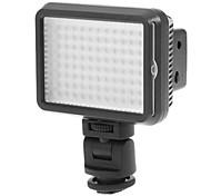 Dispara XT-96 flash LED de luz de color té para Cámara (Negro)