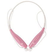 HBS700 Headphone Bluetooth In Ear Canal With Microphone (Pink) for Mobile Phone