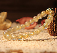 Salute Cura Vintage Naturel cristallo ologramma Bracelet (1 Pc)