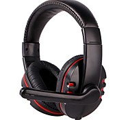 Gaming Headset con controllo di microfono / vocale per PS4/PS3/PC/Xbox360