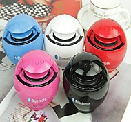 Classic Hands-free Bluetooth Wireless Sphere Speaker Works with TF Mp3 Mp4 iPhone Laptop Tablet PC(D600)