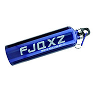 FJQXZ 750ML Aluminum Alloy Blue Cycling Bottle