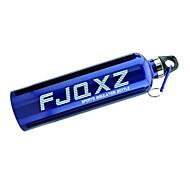 FJQXZ 750ML liga de alumínio azul Ciclismo Bottle