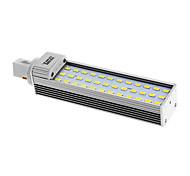 Lâmpada de Foco G24 15 W 1000-1200 LM 6000-7000 K Branco Frio 36 SMD 5730 AC 100-240 V