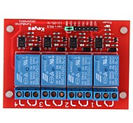 4 Lines 12V Relay Module