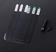 Anti-Scratch&Fingerprint Hyper-98% Transparency Matte Screen Protector 3Pcs + Stylus Pen for Samsung Galaxy S5 I9600