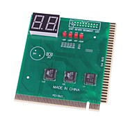 ZD04  2-Digit Display Motherboard Troubleshooting Card  Pci/Pci-e Computer Testing Card