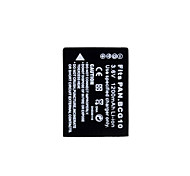 Digital Video Battery Replace Panasonic BCG10E for Panasonic TZ7 and More (3.6v, 1200mAh)