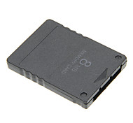8MB Full Capacity Memory Card for PS2