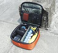 M Size Weather Resistant Soft Case for Gopro Camera (Orange)
