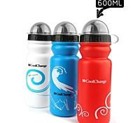 Coolchange Outdoor 600ML Plastic Water Bottles