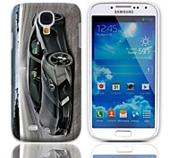 Roadster Design Hard Case with 3-Pack Screen Protectors for Samsung Galaxy S4 mini I9190