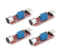 MKFSY01  DIY Microphone Sound Sensor Module for (For Arduino)