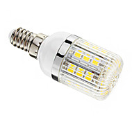 4W E14 LED Mais-Birnen T 30 SMD 5050 400 lm Warmes Weiß Dimmbar AC 220-240 V
