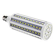 B22 25W 132 SMD 5730 2000 LM Cool White T LED Corn Lights AC 220-240 V