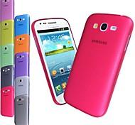 dunne scrub case voor Samsung Galaxy S3 9300