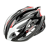 FJQXZ интегрального-формованные EPS + PC красный и белый Велоспорт Шлемы (21 Вентс)