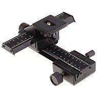 4 Way Macro Focusing Rail Slider Set for Photography SLR Camera