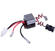 TD-002 320A hoog voltage Brushless ESC voor 1:10 / 1:12 RC On-road auto