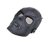 Black Death Skull Full Fack Protect Safe Mask