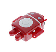Tf lector de tarjetas Mini Robot Portable Modelo Digital MP3 Player (M11)