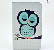 Fashionable Pattern Full Body Case with Stand for Samsung Galaxy Tab 3 8.0 T310