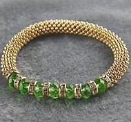 le bracelet en alliage de zircon miss