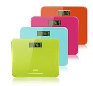 Digital Mini Cuerpo Médico Electrónico Escala de pesaje (5 ~ 180kg, 0,1 kg, 1 * CR2032)