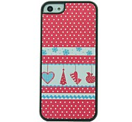 Hard Case Dots Pattern for iPhone 5/5S