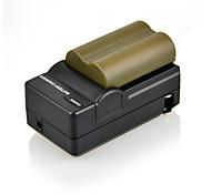 7,4 V 2300mAh DSTE bp-511 / A Li-Ionen-Akku und uns Stecker für canon eos 10d, 20d und mehr